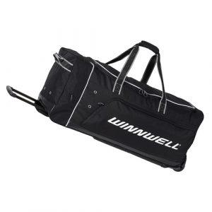 Winnwell Premium Wheel w/ Handle Senior Hockey Bag