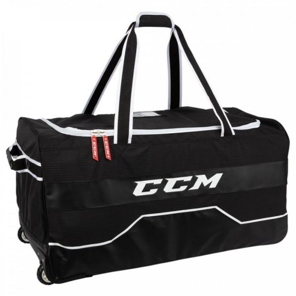 Ccm 370 Player Basic Senior Wheel Hockey Bag