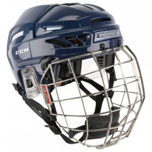 Ccm Fitlite Pro 3DS Combo Hockey Helmet