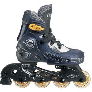 Rollerderby GTS-200 Junior Adjustable Inline Fitness Skates