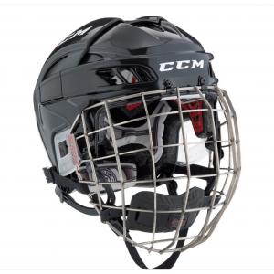 Ccm Fitlite 60 Combo Hockey Helmet