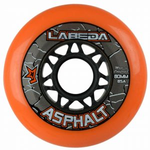 Labeda Gripper Asphalt Inline Hockey Wheels