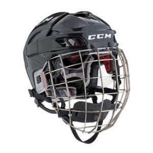 Ccm Fitlite Pro Combo Hockey Helmet