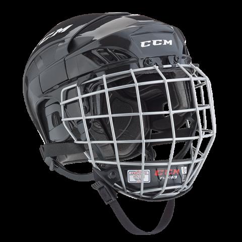 Ccm Fitlite 40 Combo Hockey Helmet