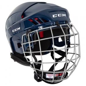 Ccm Fitlite 50 Combo Hockey Helmet
