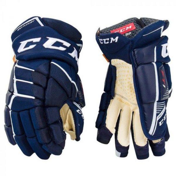Ccm Jetspeed FT1 Sr Hockey Gloves