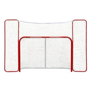 Winnwell Hockey Goal with Backstop