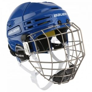 Bauer Re-Akt 75 Combo Hockey Helmet