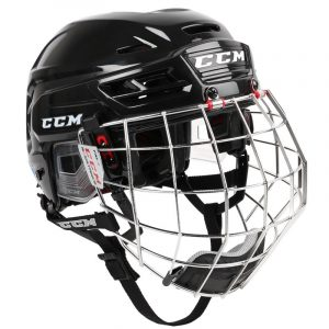 Ccm Resistance Combo Hockey Helmet