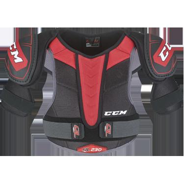 Ccm QuickLite 230 Jr Hockey Shoulder Pad